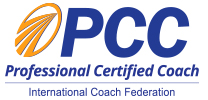 Merryn Rutledge is an Professional Certified Coach (through the International Coaching Federation)